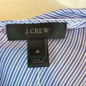 J. Crew Tops - J. Crew | 100% Silk Halter, Size 4 NWT